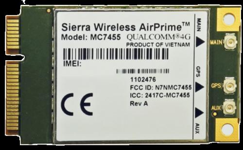 Telewell - Sierra LTE CAT mPCIe - full size